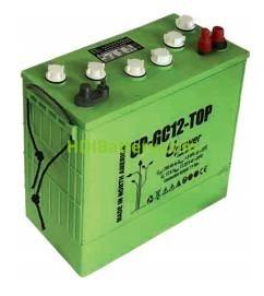 Batería para barredora 12V 260Ah U-Power UP-GC12TOP