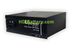 Batería para solar 48V 100Ah Upower Ecoline UE-48Li100BL