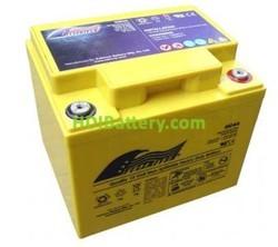 Batería para moto 12V 44Ah Fullriver HC44