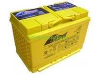 Batería para quad 12V 60Ah Fullriver HC60B