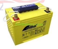 Batería para moto de nieve 12V 65Ah Fullriver HC65/T