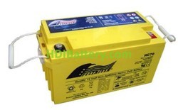 Batería para moto de agua 12V 70Ah Fullriver HC70