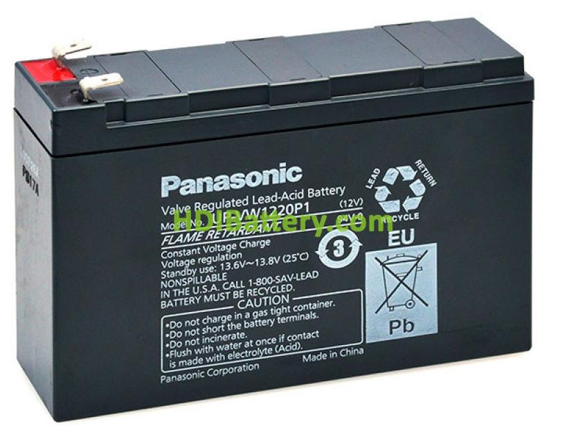 2st 4000mah batería para Panasonic vw-vbg6