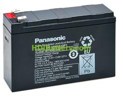Bateria Panasonic UP-VW1220P1 12 Voltios 20W