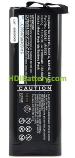 Batería para aparatos de medición 10.8V 2100Ah