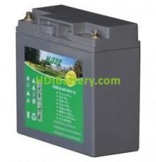 Batería para apiladora 12V 18Ah GEL HAZE HZY-EV12-18