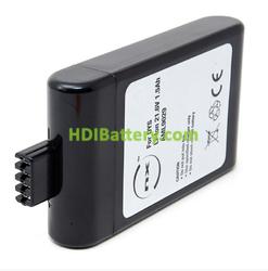 Batería para aspirador 21.6V 1.5Ah Dyson DC16