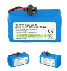 Batería para aspirador Conga Excellence 990 14.4V 2600mah