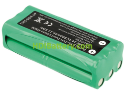 Batería para Aspirador Dirt Devil Libero M606 14,4V 800mAh
