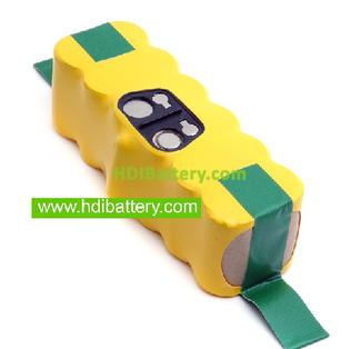 Batería para aspirador irobot roomba 14.4V 3AH Roomba 500 Series, Roomba 510, Roomba 520 , 780