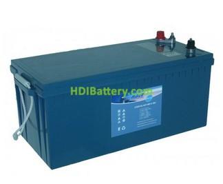 Batería para barco de gel marina HAZE 12v 200Ah HZY-MR12-200