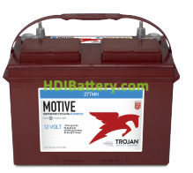 Batería para barredora 12V 115Ah Trojan 27TMH