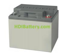 Batería para buggie de golf 12V 40Ah Premium Battery PBCG12-40