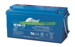 Batería para caravana 12V 160Ah Fullriver DC160-12