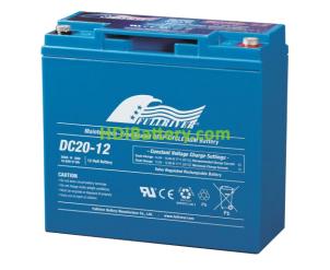 Batería para carro de golf 12V 20Ah Fullriver DC20-12