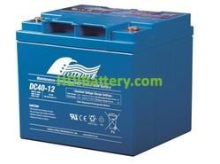 Batería para carro de golf 12V 40Ah Fullriver DC40-12