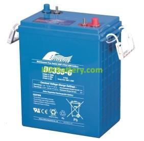 Batería para carro de golf 6V 335Ah Fullriver DC335-6