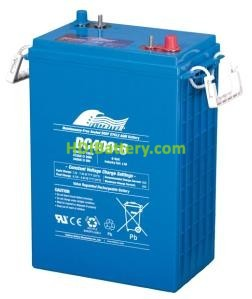 Batería para carro de golf 6V 415Ah Fullriver DC400-6
