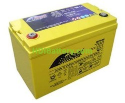 Batería para coche AGM 12V 105Ah Fullriver HC105