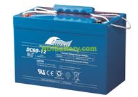Batería para elevador 12V 90Ah Fullriver DC90-12