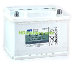 Batería para fregadora 12V 4Ah Gel Sonnenschein GF12040Y