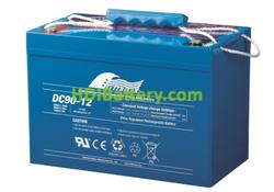 Batería para fregadora 12V 90Ah Fullriver DC90-12