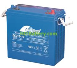 Batería para grúa ortopedia 12V 215Ah Fullriver DC215-12