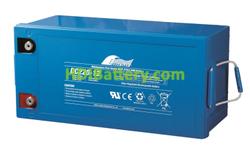 Batería para grúa ortopedia 12V 220Ah Fullriver DC220-12