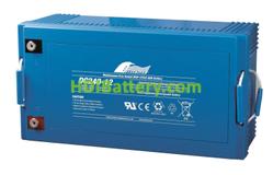 Batería para grúa ortopedia 12V 240Ah Fullriver DC240-12