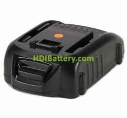 Batería para herramienta eléctrica 18 Voltios 2 Amperios