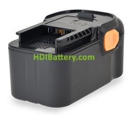 Batería para herramienta inalámbrica AEG 18V 3Ah