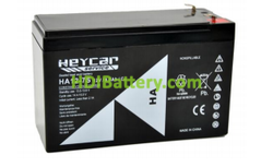 Batería para juguetes 12V 7Ah Heycar HA12-7S HEY