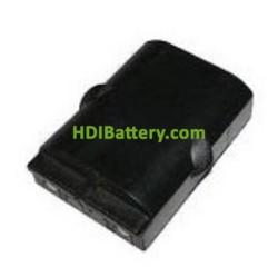 Batería para mando de grúa Ikusi 4.8v 1000mah BT06K , Tm70