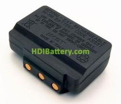 Batería para mando de grúa IMET 2.4v 2000mah BE5000, AS037