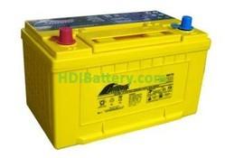 Batería para moto 12V 75Ah Fullriver HC75
