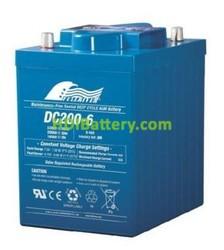 Batería para moto de nieve 6V 200Ah Fullriver DC200-6B