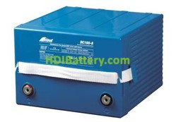 Batería para moto de nieve 8V 160Ah Fullriver DC160-8A