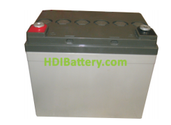 Batería para SAI/UPS 12V 33Ah Premium Battery PBCG12-33