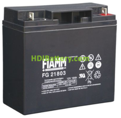 Batería para silla de ruedas 12V 18Ah Fiamm FG21803