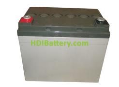 Batería para silla de ruedas 12V 33Ah Premium Battery PBCG12-33