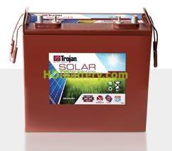Batería plomo ácido Trojan Solar AGM SAGM 12 205 12V 205Ah Ciclo profundo 1700 Ciclos