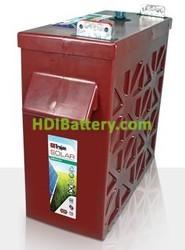Batería plomo ácido Trojan Solar Inductrial SIND 02 2450 2V 1882Ah Ciclo profundo