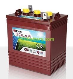 Batería plomo ácido Trojan Solar Premium SPRE 06 255 6V 229Ah Ciclo profundo
