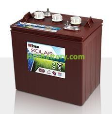 Batería plomo ácido Trojan Solar Signature SSIG 06 235 6V 214Ah Ciclo profundo 1200 Ciclos