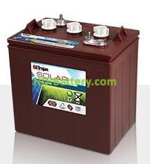 Batería plomo ácido Trojan Solar Signature SSIG 06 290 6V 265Ah Ciclo profundo 1200 Ciclos