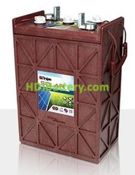 Batería plomo ácido Trojan Solar Signature SSIG 06 475 6V 428Ah Ciclo profundo 1200 Ciclos