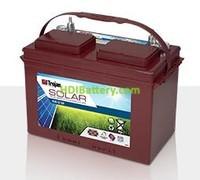 Batería plomo ácido Trojan Solar Signature SSIG 12 120 12V 107Ah Ciclo profundo 600 Ciclos