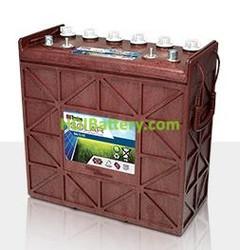 Batería plomo ácido Trojan Solar Signature SSIG 12 255 12V 229Ah Ciclo profundo 1200 Ciclos