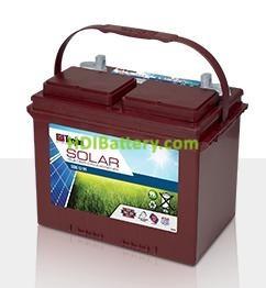 Batería plomo ácido Trojan Solar Signature SSIG 12 95 12V 87Ah Ciclo profundo 600 Ciclos