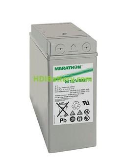 Batería plomo AGM M12V60FT 12V 59Ah